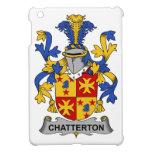 Escudo de la familia de Chatterton iPad Mini Cárcasas