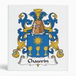 Escudo de la familia de Chauvin