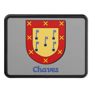 Escudo de la familia de Chaves Tapa De Remolque