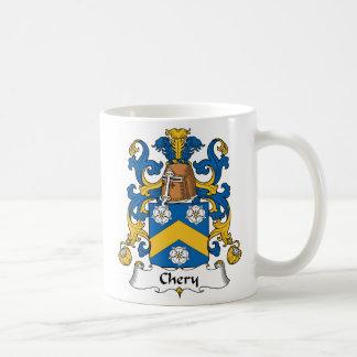 Escudo de la familia de Chery Taza