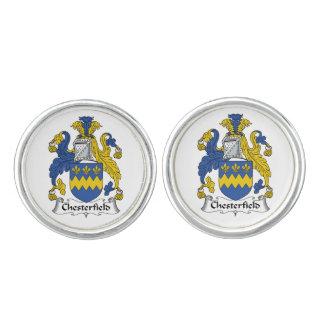 Escudo de la familia de Chesterfield Gemelos