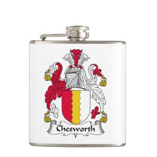 Escudo de la familia de Chesworth