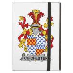 Escudo de la familia de Chichester