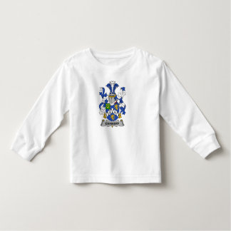 Escudo de la familia de Chinnery Tshirt