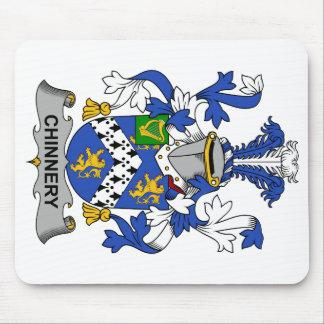 Escudo de la familia de Chinnery Alfombrilla De Raton