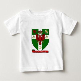 Escudo de la familia de Chiocchi Playera Para Bebé