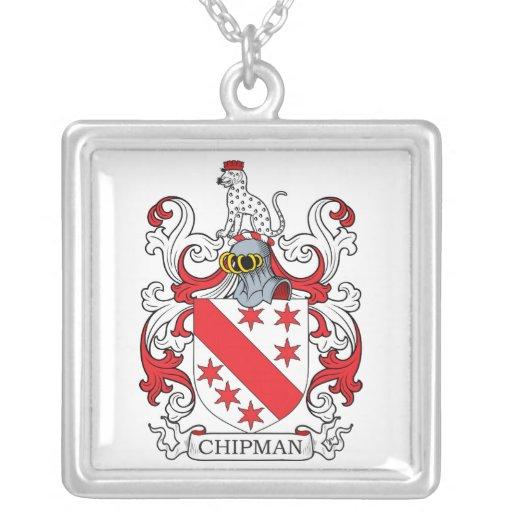 Escudo de la familia de Chipman Joyerias