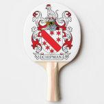 Escudo de la familia de Chipman Pala De Ping Pong
