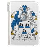 Escudo de la familia de Chirnside