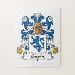 Escudo de la familia de Chopin Rompecabezas
