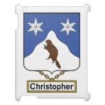 Escudo de la familia de Christopher