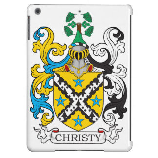 Escudo de la familia de Christy Funda Para iPad Air