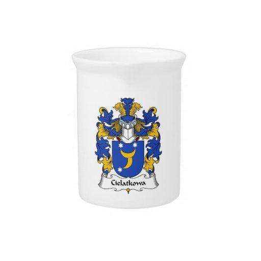 Escudo de la familia de Cielatkowa Jarra