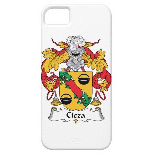 Escudo de la familia de Cieza iPhone 5 Carcasa