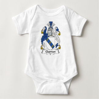 Escudo de la familia de Clapman T Shirt