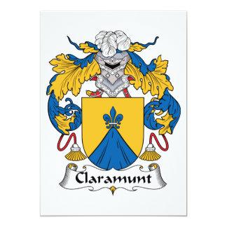 Escudo de la familia de Claramunt Anuncios Personalizados