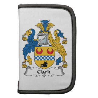 Escudo de la familia de Clark Organizador