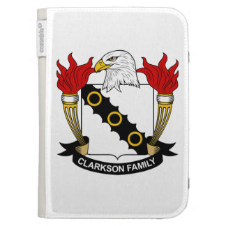 Escudo de la familia de Clarkson