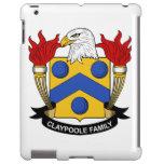 Escudo de la familia de Claypoole