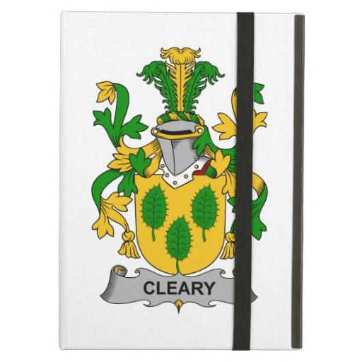 Escudo de la familia de Cleary