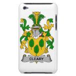 Escudo de la familia de Cleary iPod Touch Cárcasa