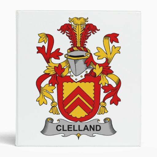Escudo de la familia de Clelland