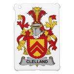 Escudo de la familia de Clelland iPad Mini Carcasas