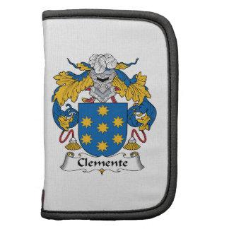 Escudo de la familia de Clemente Planificadores