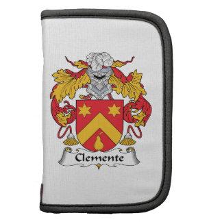 Escudo de la familia de Clemente Organizadores