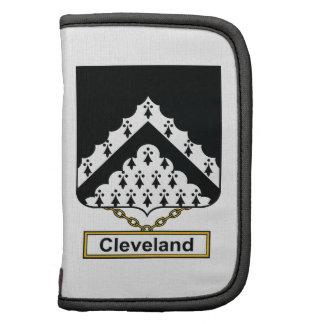 Escudo de la familia de Cleveland Organizadores