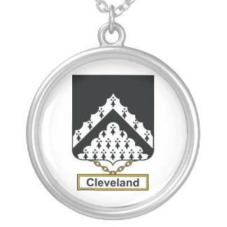 Escudo de la familia de Cleveland Colgante