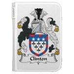 Escudo de la familia de Clinton