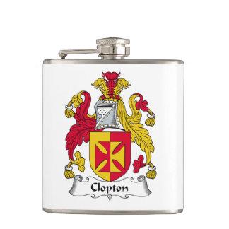 Escudo de la familia de Clopton