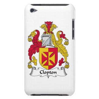 Escudo de la familia de Clopton Case-Mate iPod Touch Funda