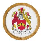 Escudo de la familia de Cobham