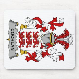 Escudo de la familia de Cochlan Tapetes De Raton