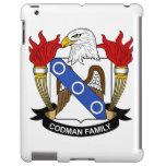 Escudo de la familia de Codman