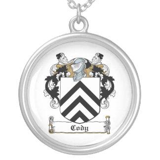 Escudo de la familia de Cody Grimpola Personalizada