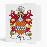 Escudo de la familia de Coety