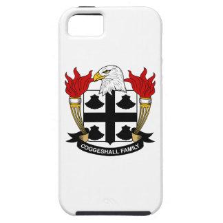 Escudo de la familia de Coggeshall iPhone 5 Cobertura
