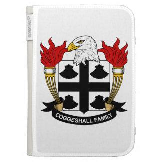 Escudo de la familia de Coggeshall