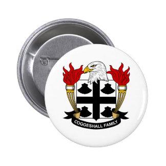 Escudo de la familia de Coggeshall Pin