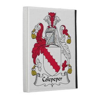 Escudo de la familia de Colepeper