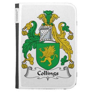 Escudo de la familia de Collings