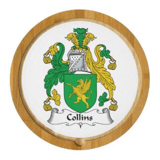 Escudo de la familia de Collins