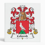 Escudo de la familia de Colomb