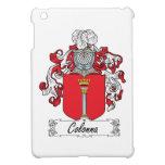Escudo de la familia de Colonna iPad Mini Carcasa
