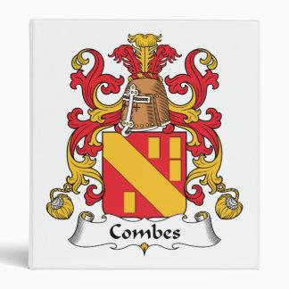 Escudo de la familia de Combes