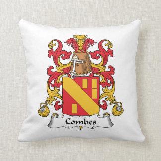 Escudo de la familia de Combes Cojin
