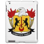 Escudo de la familia de Comstock